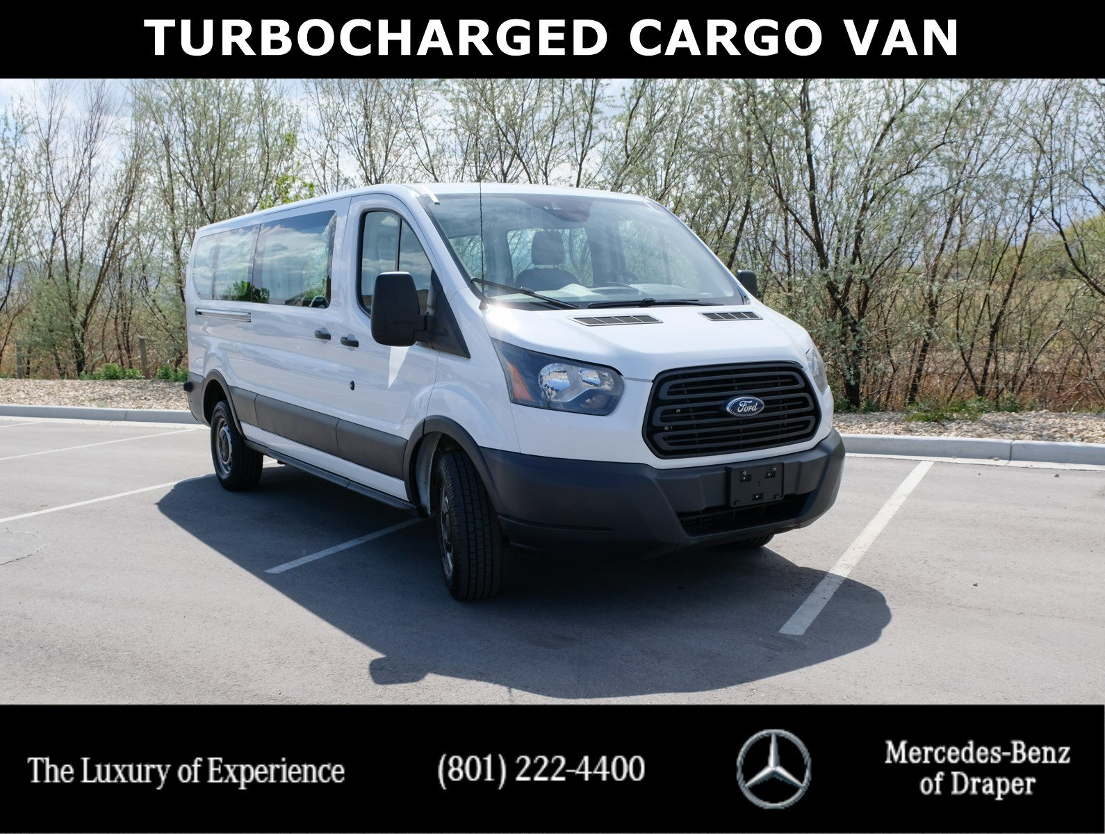 Pre-Owned 2017 Ford Transit Van Base Cargo