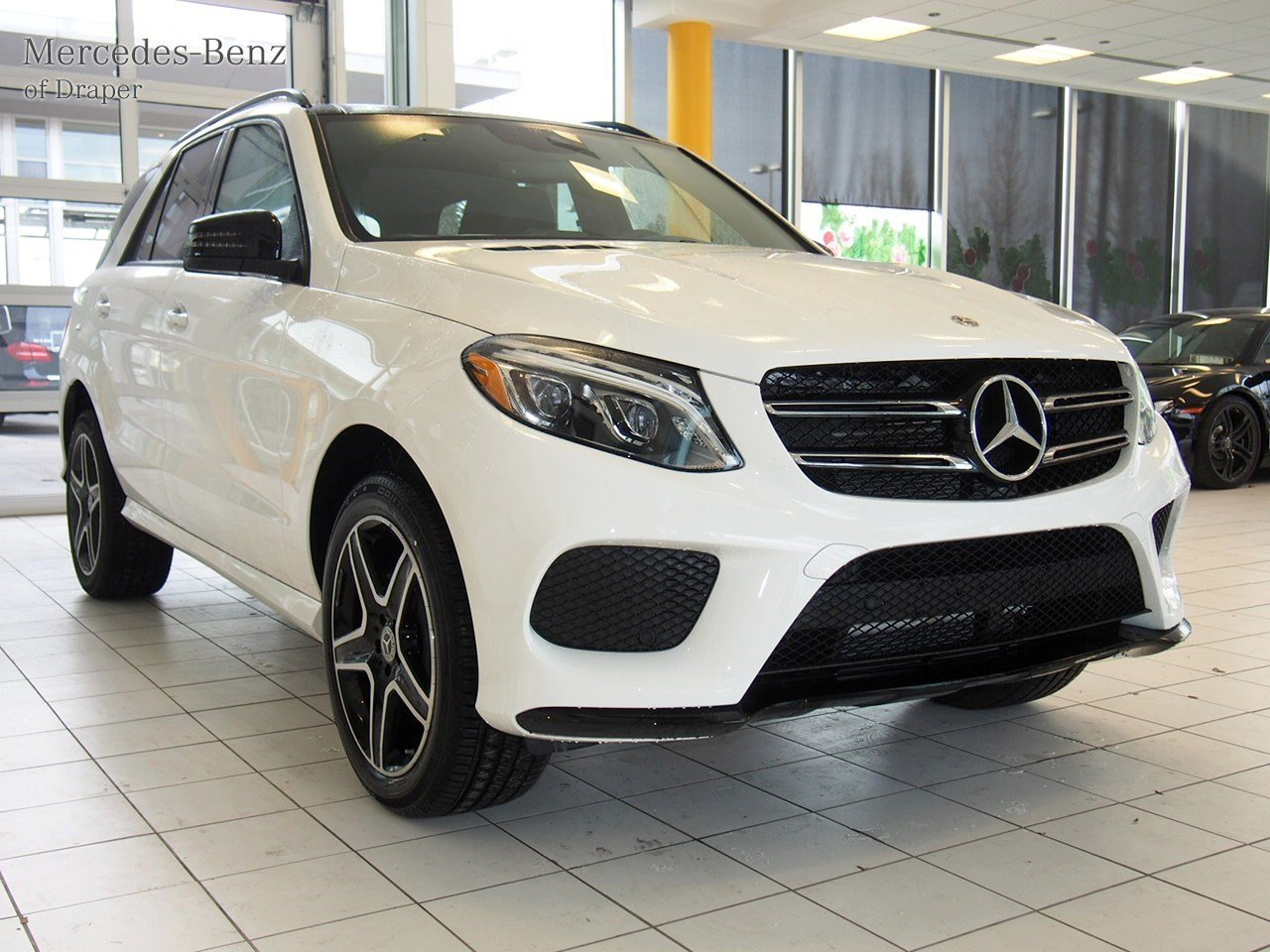 New 2018 mercedes benz gle gle 350 4matic suv in draper for Mercedes benz financial payment address