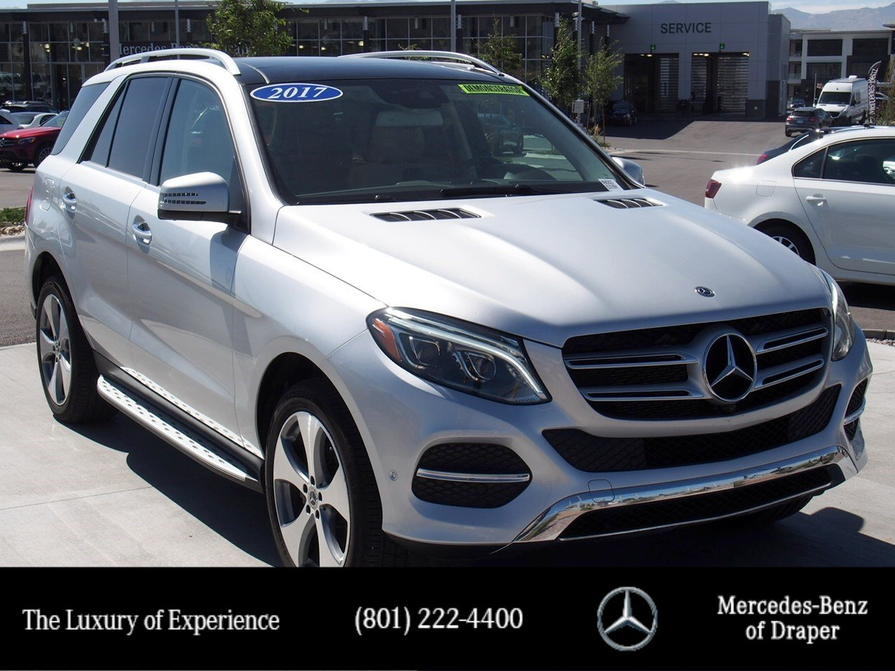 Pre Owned 2017 Mercedes Benz Gle 350 4matic