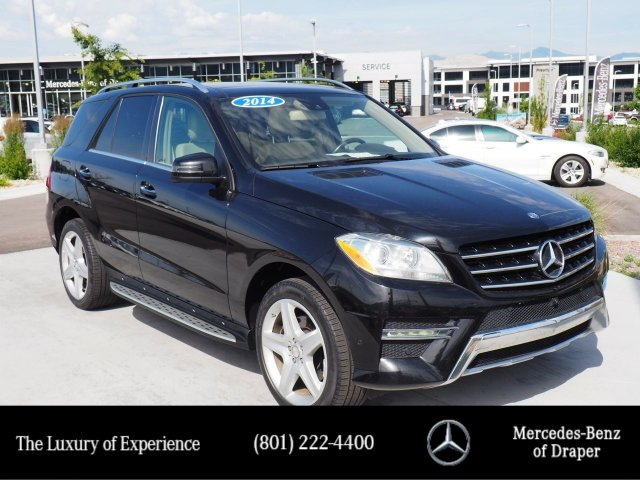 Pre-Owned 2014 Mercedes-Benz M-Class ML 350 4MATIC®