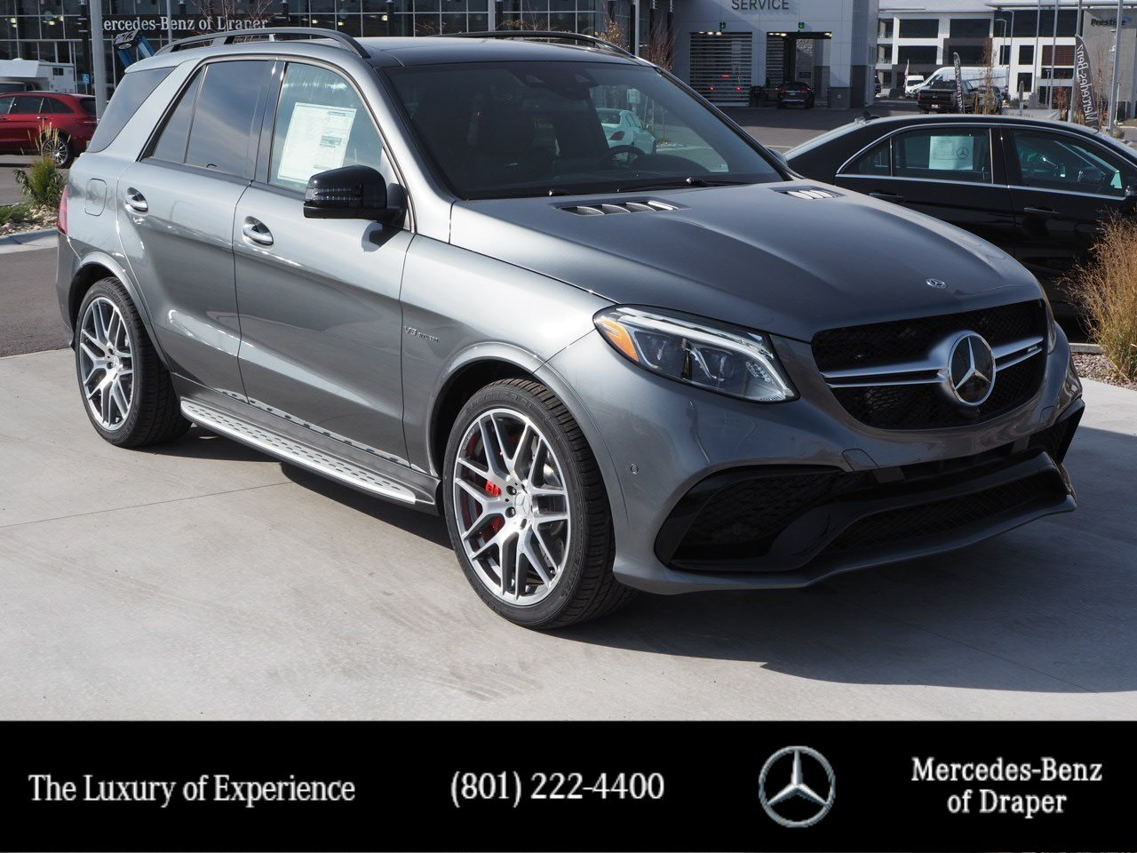 New 2018 Mercedes Benz Gle Amg 63 S 4matic Suv In Draper Jb171060 C230 Panel Speaker On Wiring Harness For Trailer Hitch
