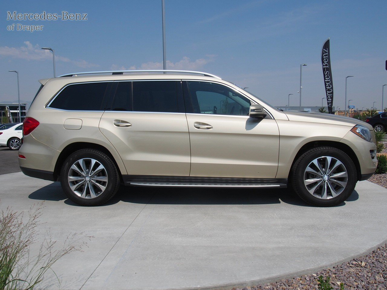 Pre Owned 2013 Mercedes Benz GL Class GL 350 BlueTEC 4MATIC®