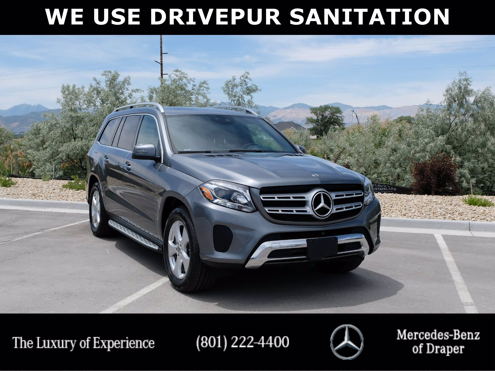 Pre-Owned 2017 Mercedes-Benz GLS 450 4MATIC®