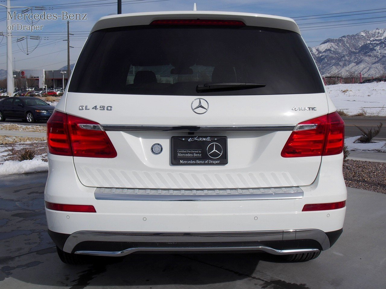 Pre owned 2015 mercedes benz gl gl 450 4matic suv in for 2015 mercedes benz gl450 4matic