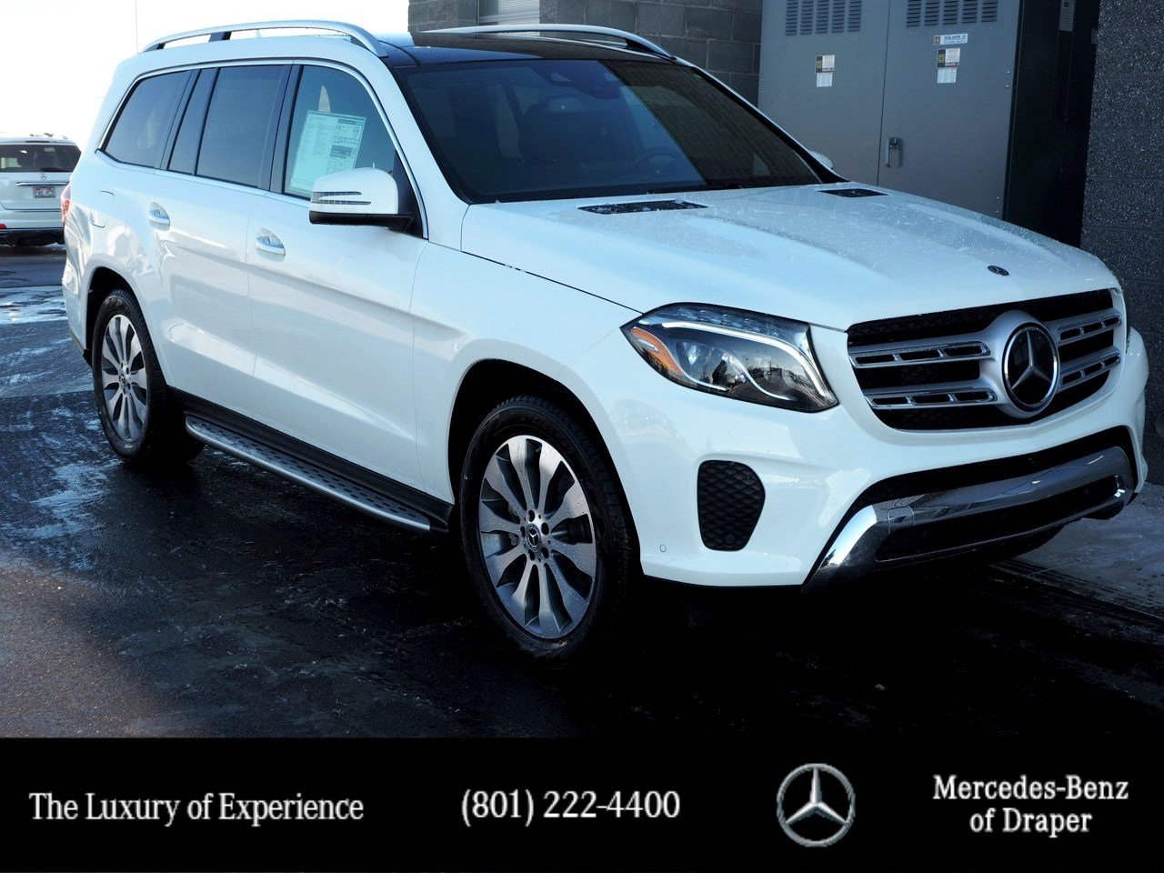 Pre-Owned 2019 Mercedes-Benz GLS 450 4MATIC®