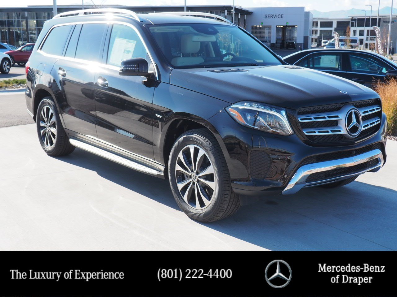 New 2019 Mercedes Benz Gls 450 Suv In Draper Kb208359 C230 Panel Speaker On Wiring Harness For Trailer Hitch