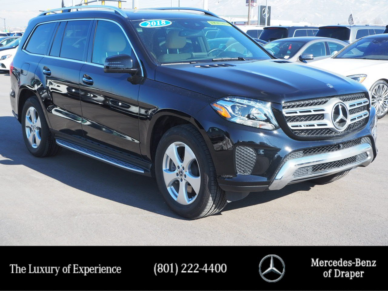 Pre-Owned 2018 Mercedes-Benz GLS 450 4MATIC®