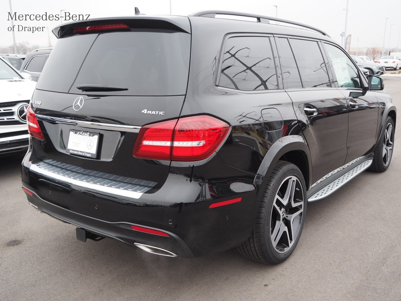 New 2019 Mercedes-Benz GLS GLS 550 SUV in Draper #KB224602 ...