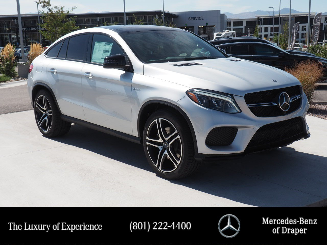 Pre-Owned 2019 Mercedes-Benz GLE AMG® 43 4MATIC®