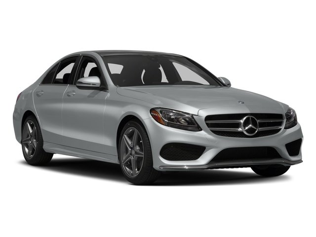 2017 Mercedes-Benz C 300 4MATIC® Sedan with Sport Pkg stk# HU186985