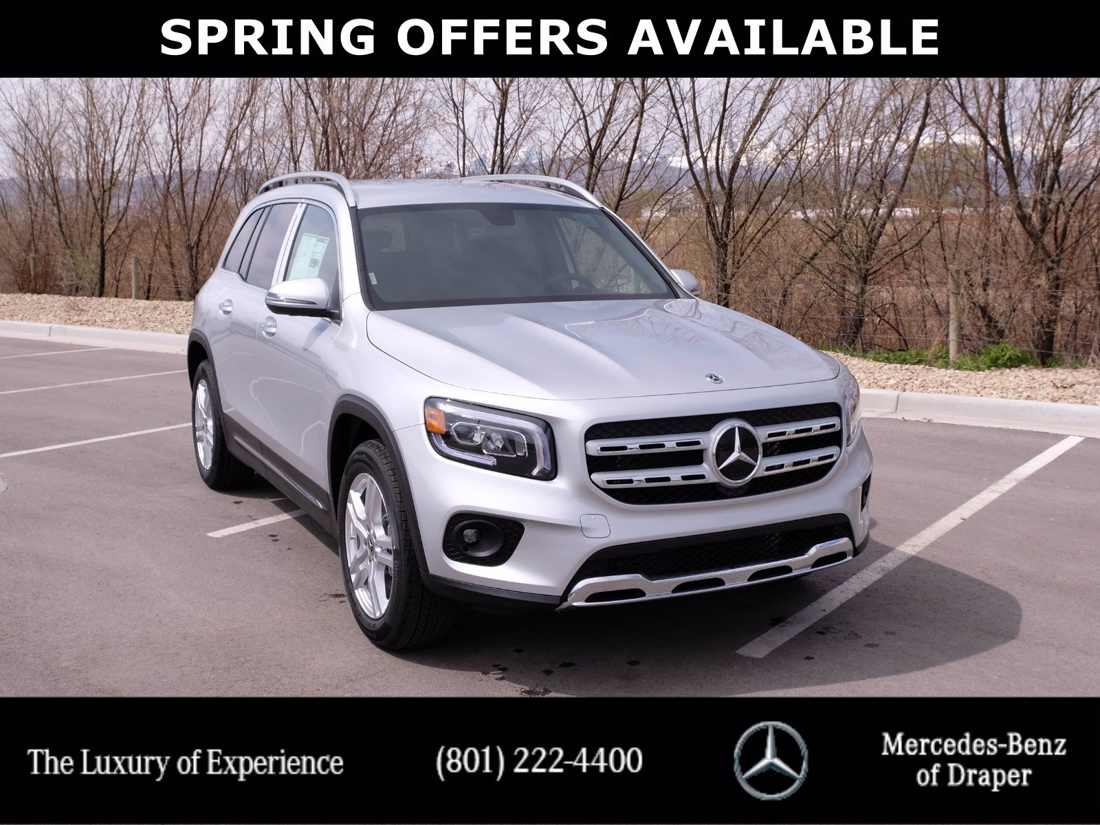 Pre-Owned 2020 Mercedes-Benz GLB GLB 250 4MATIC®