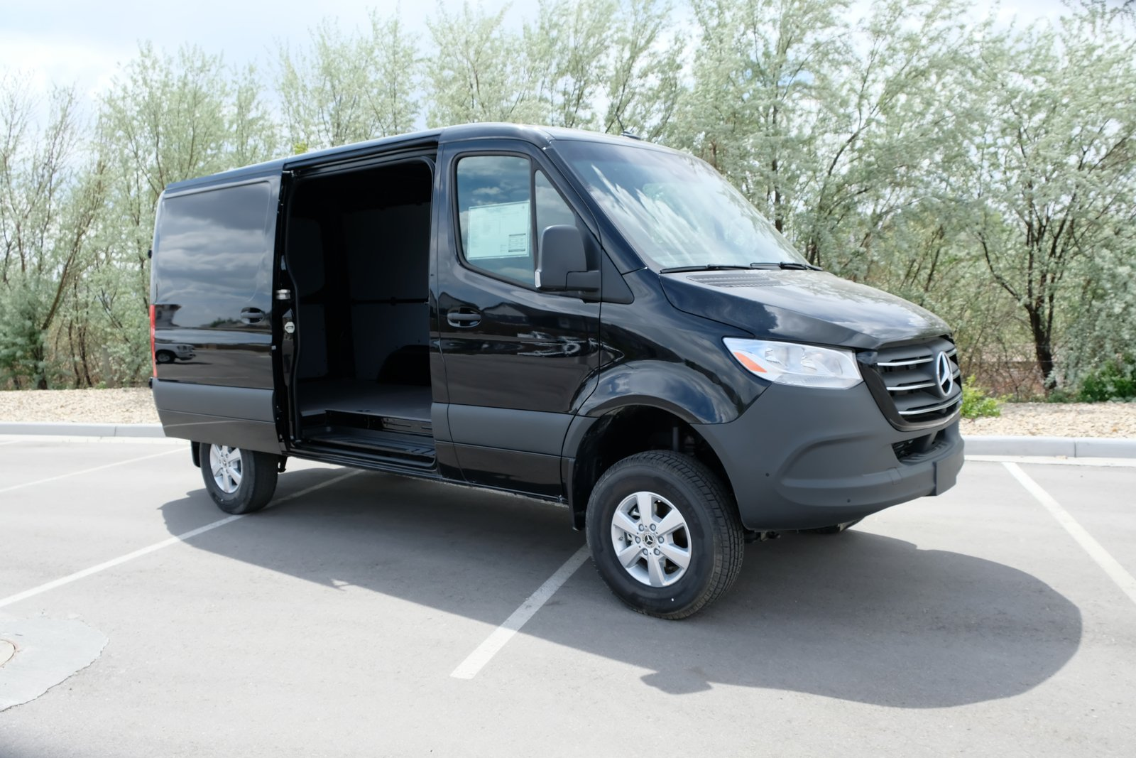 New 2020 Mercedes-Benz Sprinter Full-size Cargo Vans 4X4