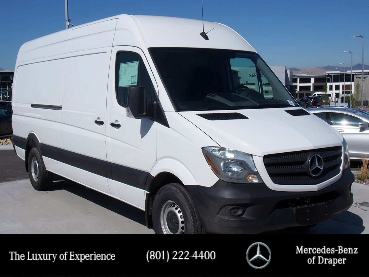 fleet promo contact of vans mercedes work south charlotte van benz program
