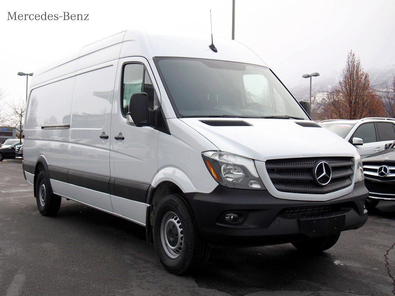 New 2017 mercedes benz sprinter cargo vans cargo van in for Mercedes benz work vans