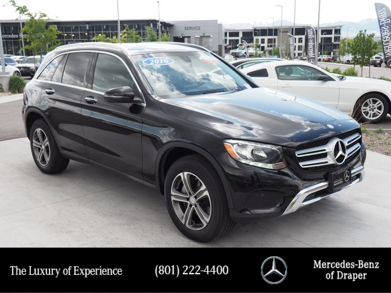 Certified Pre-Owned 2016 Mercedes-Benz GLC 300 4MATIC®