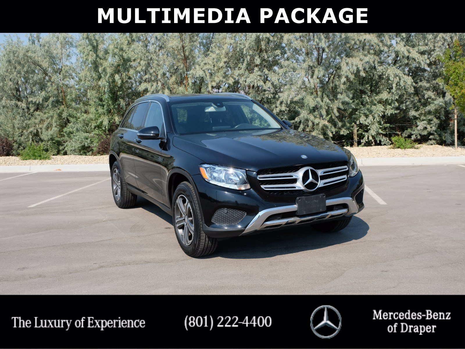 Pre-Owned 2016 Mercedes-Benz GLC 300 4MATIC®