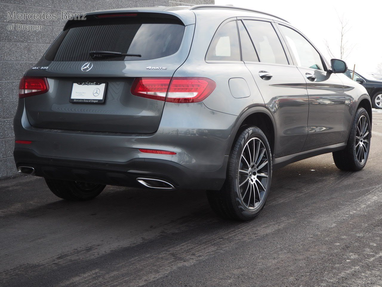 Pre Owned 2019 Mercedes Benz Glc 300 4matic 174 Suv In Draper
