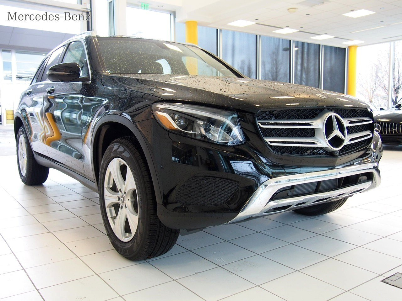 New 2018 Mercedes Benz Glc 300 4matic