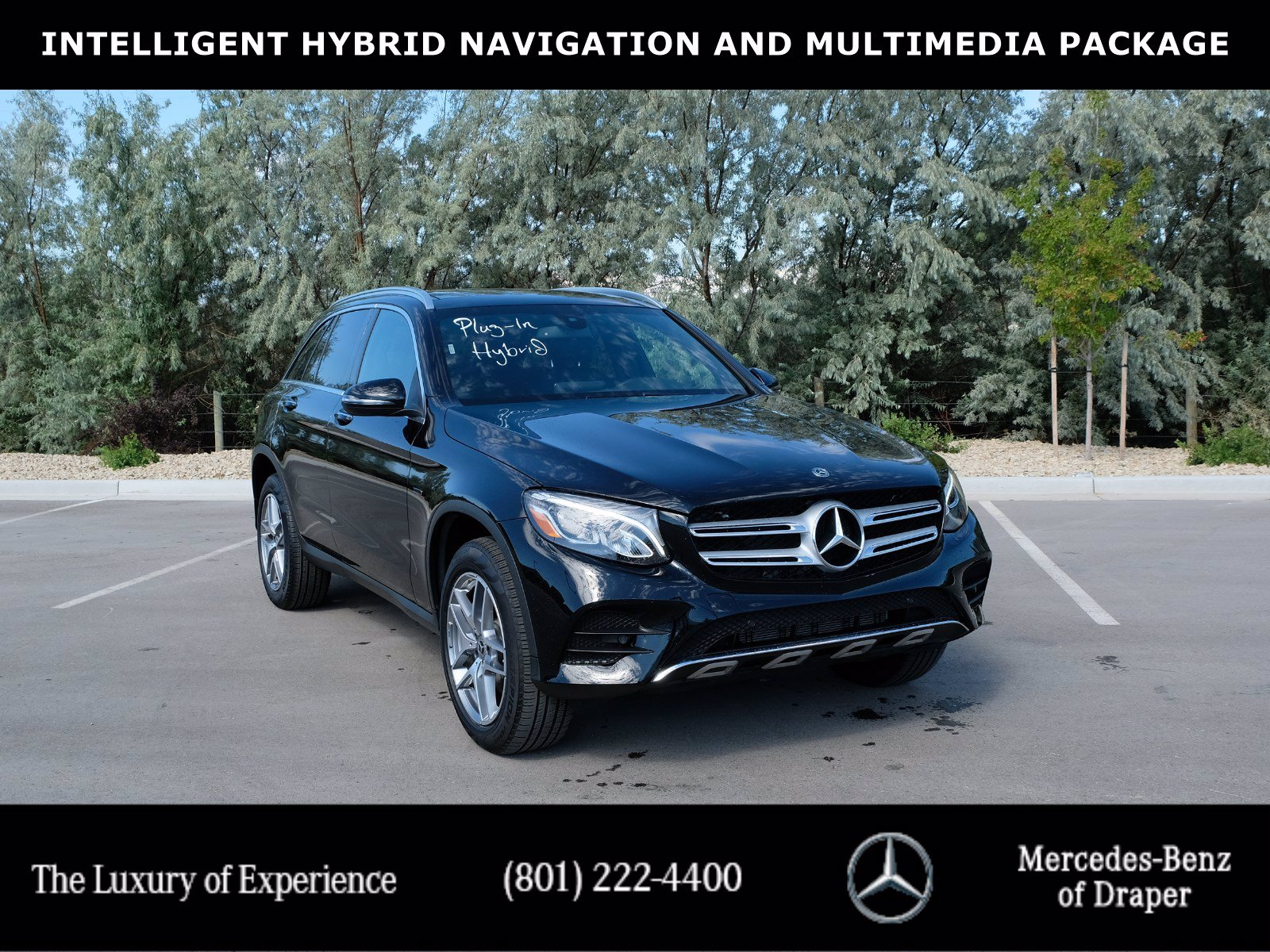 Pre-Owned 2019 Mercedes-Benz GLC 350e 4MATIC®