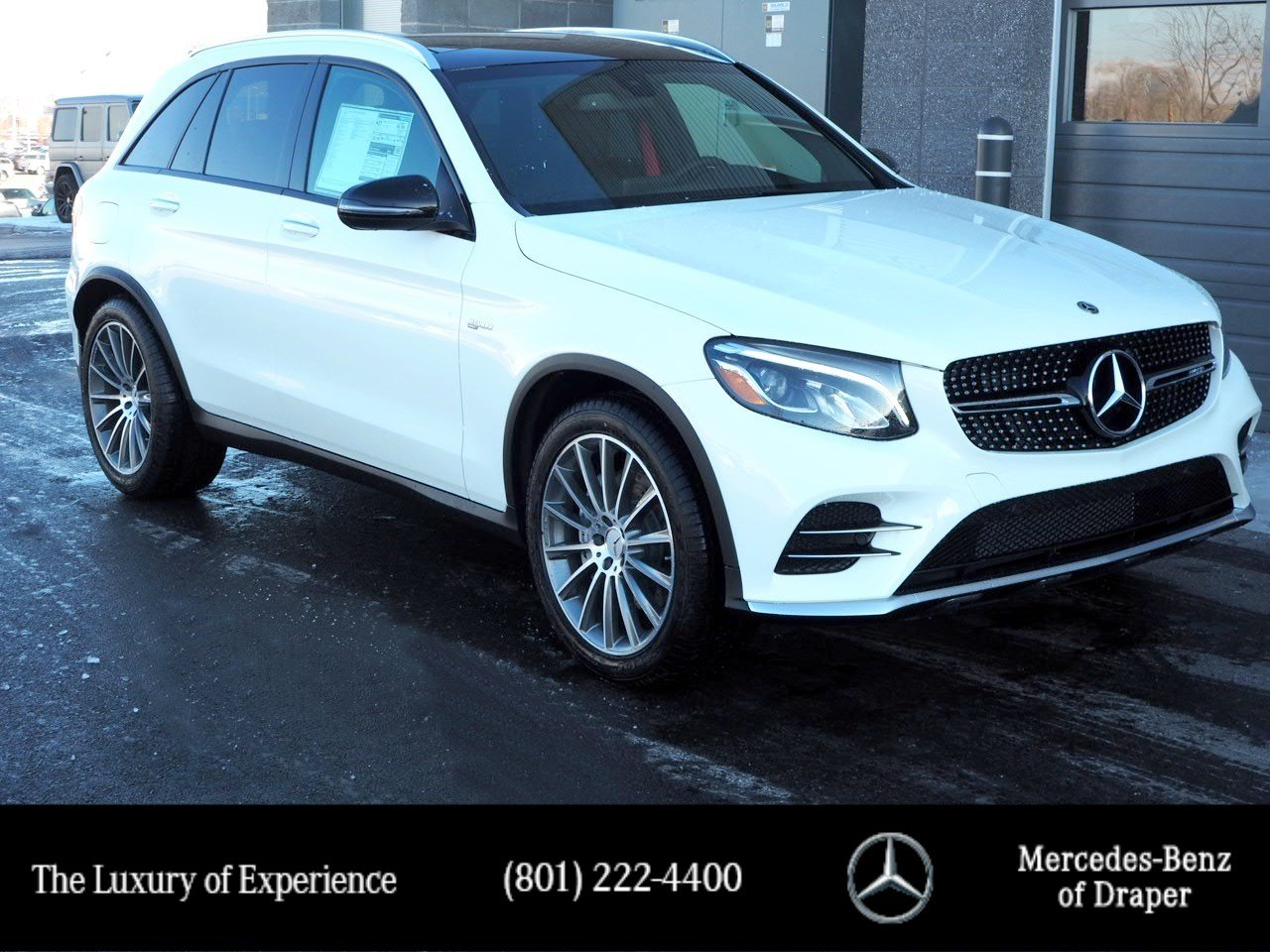 Pre-Owned 2019 Mercedes-Benz GLC AMG® 43 4MATIC®