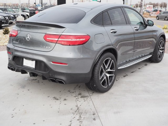 New 2019 Mercedes-Benz GLC 63 Coupe AMG® 4MATIC®