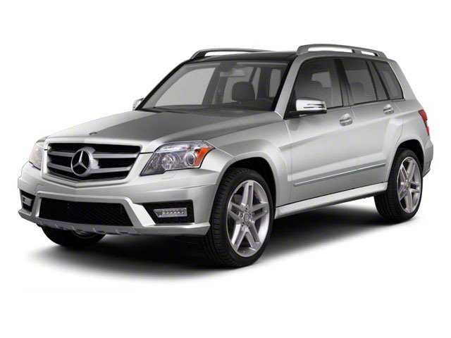 Pre-Owned 2010 Mercedes-Benz GLK GLK 350 4MATIC®