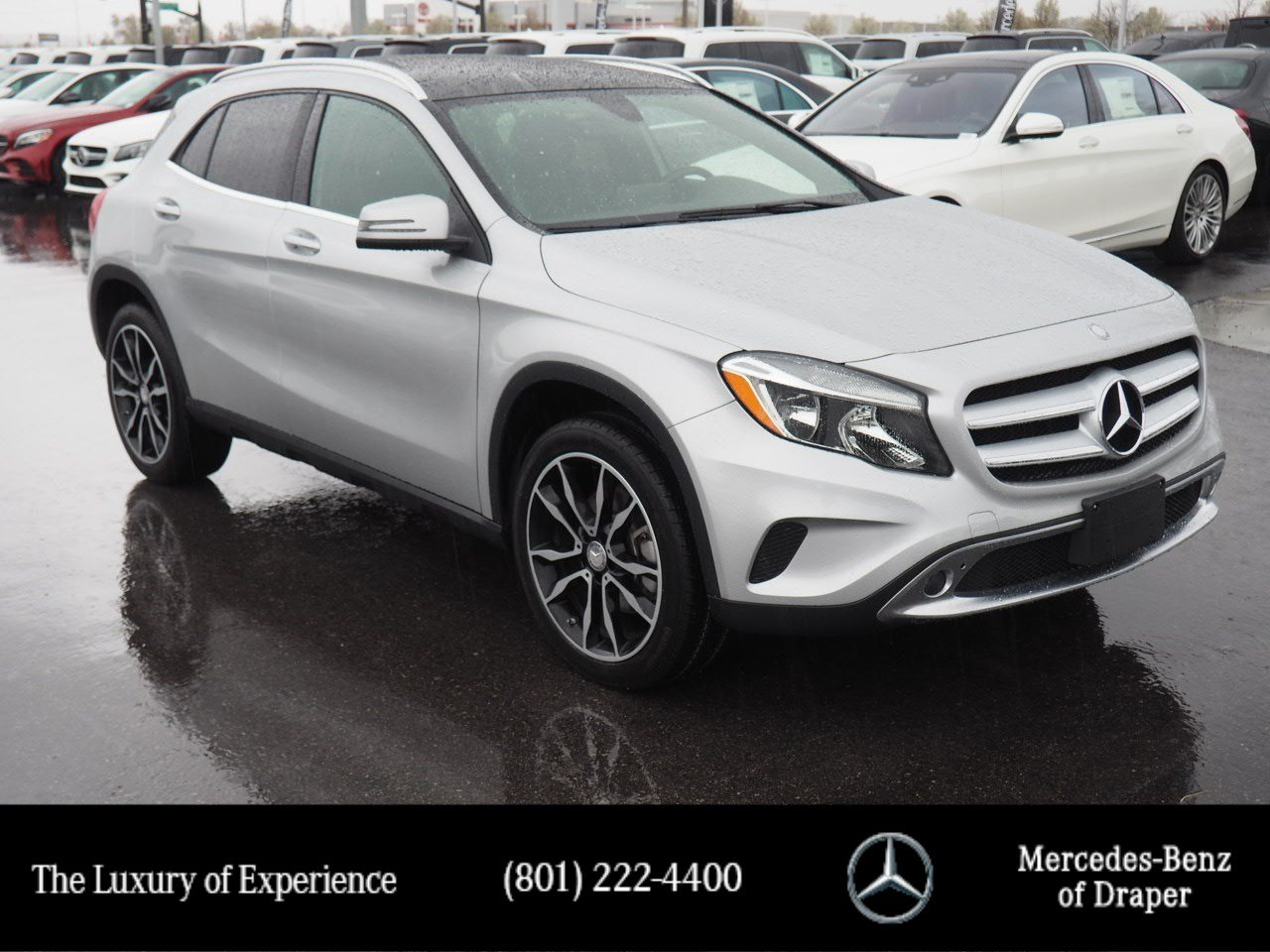 Certified Pre Owned 2016 Mercedes Benz Gla 250 4matic