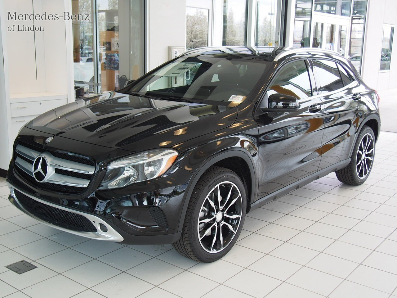 New 2017 Mercedes Benz Gla Gla 250 4matic 174 Suv In Lindon