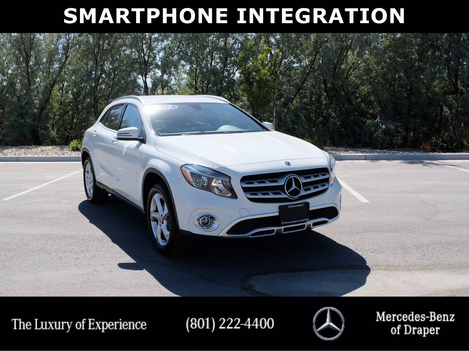 Pre-Owned 2018 Mercedes-Benz GLA 250 4MATIC®