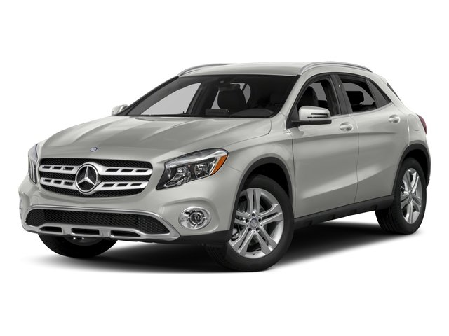 Pre-Owned 2018 Mercedes-Benz 250 4MATIC® SUV