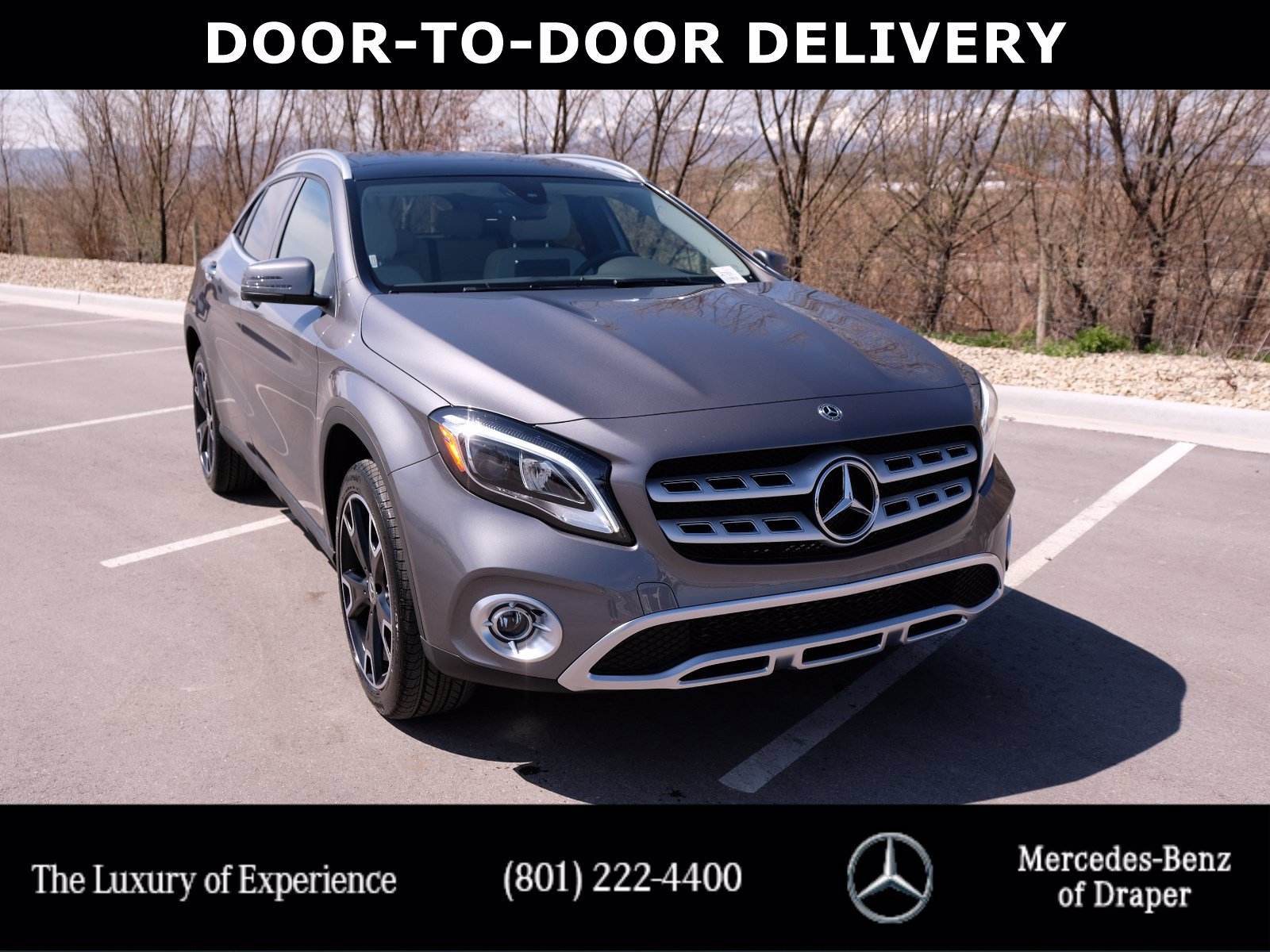 Pre-Owned 2020 Mercedes-Benz GLA 250 4MATIC®