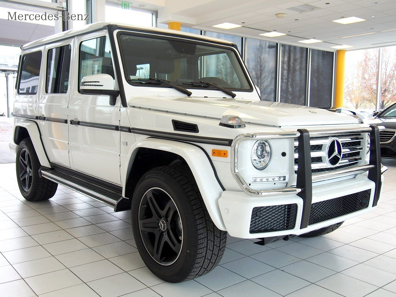 new 2017 mercedes-benz g-class g 550 4matic® suv in lindon
