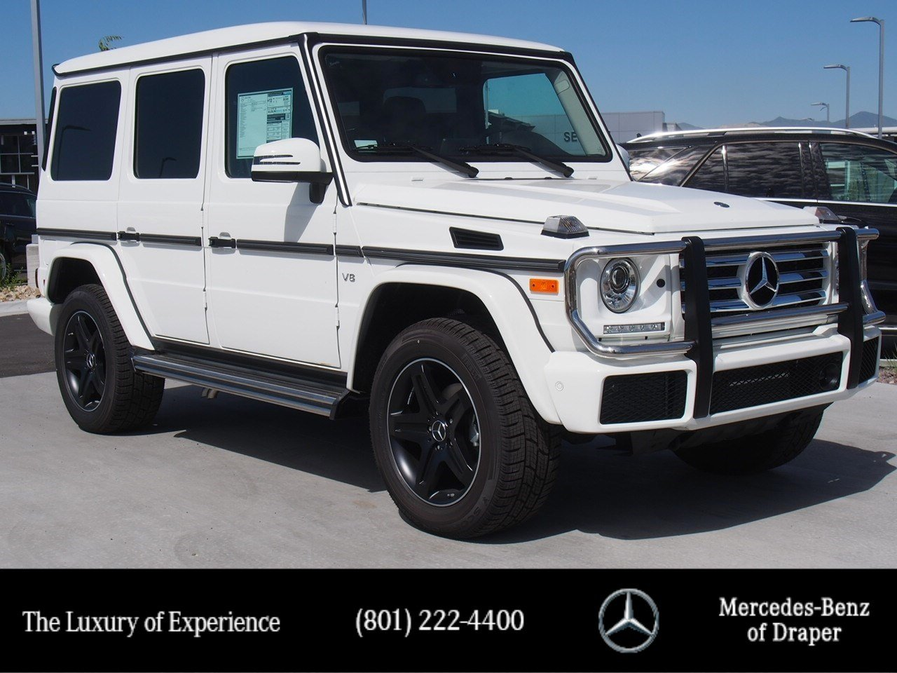 Superior New 2018 Mercedes Benz G Class G 550 4MATIC®