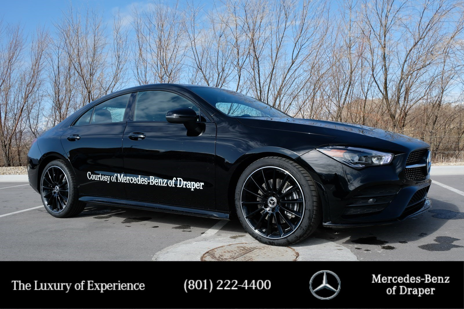 Pre-Owned 2020 Mercedes-Benz CLA 250 4MATIC®