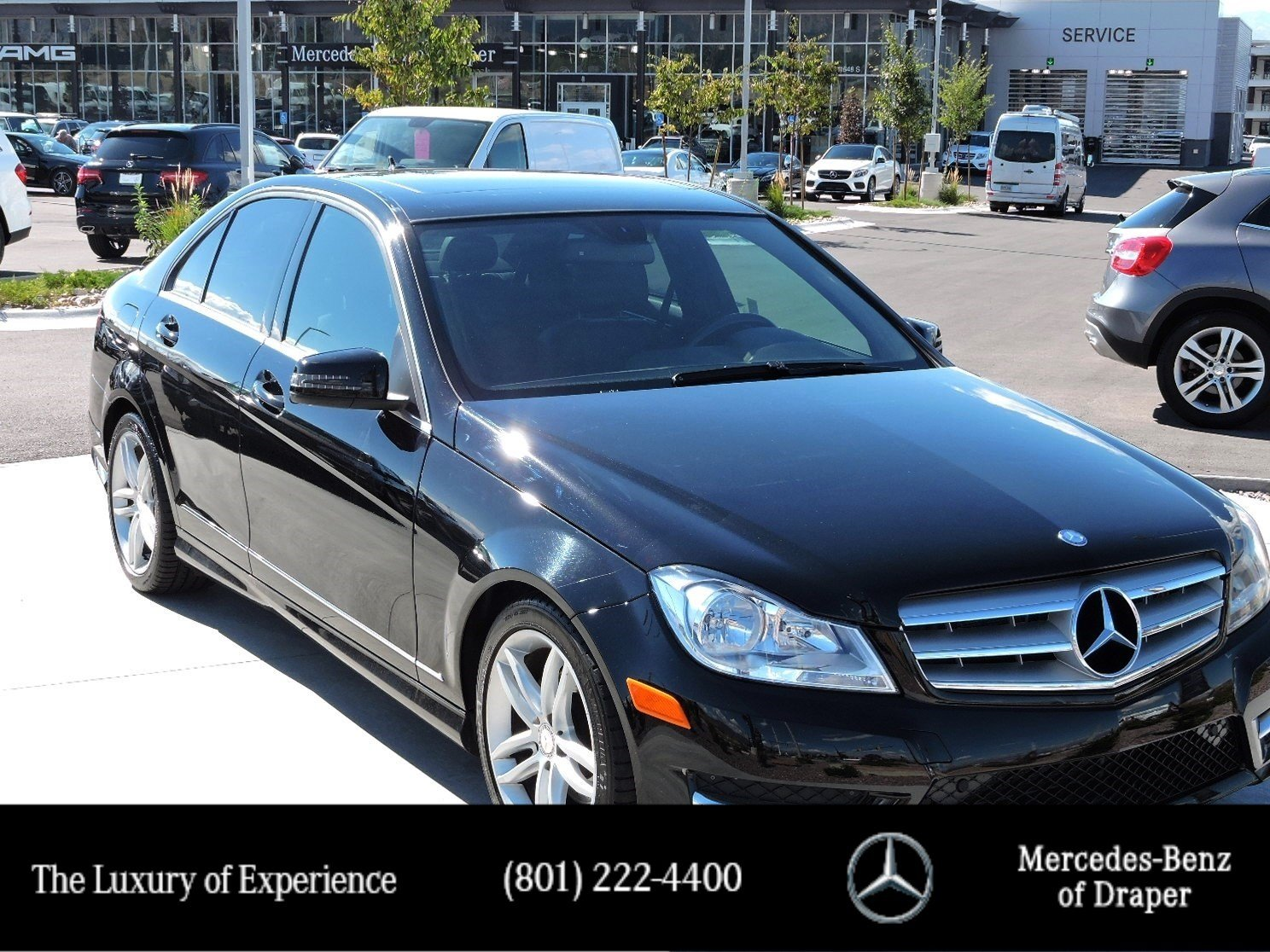 Marvelous Pre Owned 2012 Mercedes Benz C Class C 300 Sport