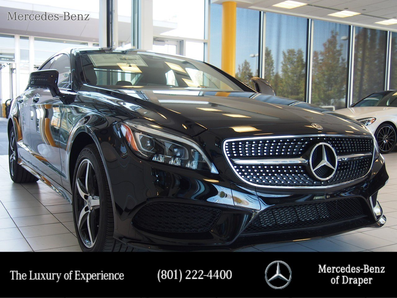 New 2018 mercedes benz cls cls 550 coupe 4matic coupe in for Mercedes benz financial services online payment