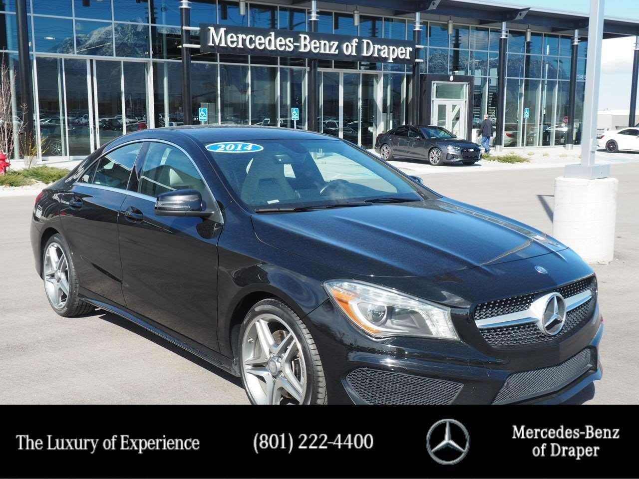 Pre-Owned 2014 Mercedes-Benz CLA 250
