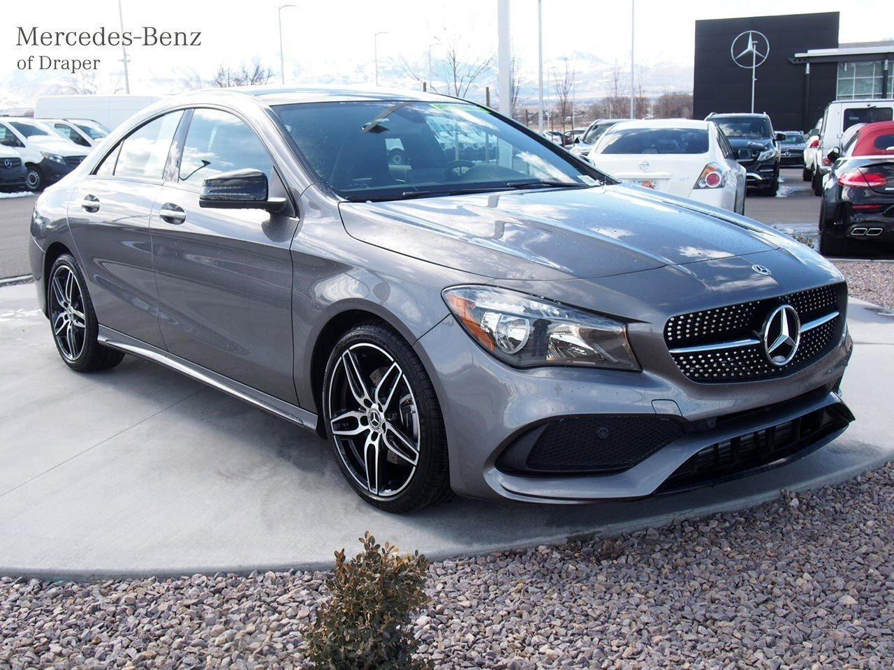 Pre-Owned 2018 Mercedes-Benz CLA 250 stk#JN535244 4MATIC