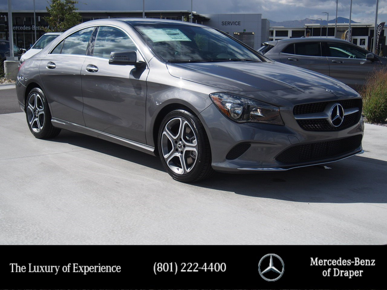New 2019 Mercedes Benz CLA 250 4MATIC®