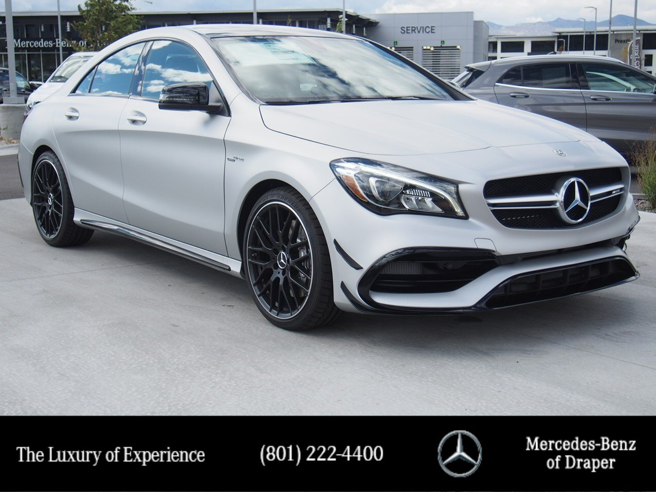New 2019 Mercedes Benz CLA AMG® 45 4MATIC®