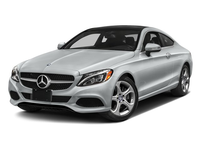 Pre-Owned 2017 Mercedes-Benz C-Class Coupe C 300 4MATIC® stk# HF453544