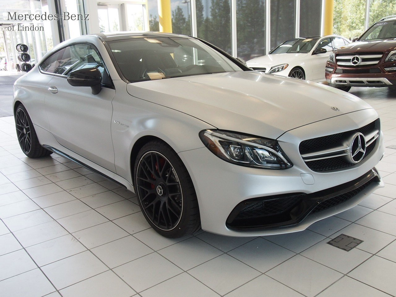 New 2018 mercedes benz c class coupe c 63 s amg coupe in for Mercedes benz 300 amg