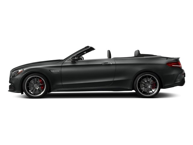 New 2018 Mercedes Benz C Class Cabriolet AMG C 63 S CABRIOLET in