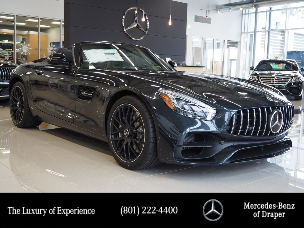 New 2019 Mercedes Benz Amg Gt Gta Roadster In Draper Ka022960