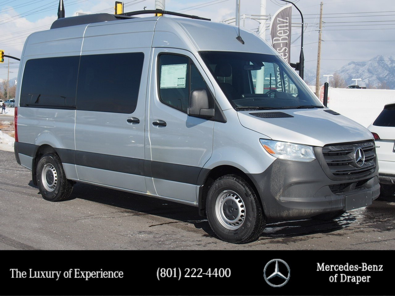 New 2019 Mercedes-Benz Sprinter Passenger Vans