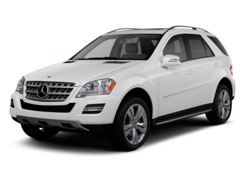 Pre-Owned 2011 Mercedes-Benz M-Class 4MATIC 4dr ML 63 AMG