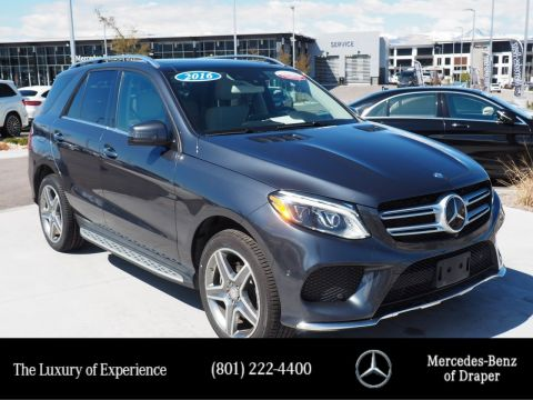 Pre-Owned 2016 Mercedes-Benz GLE 400 4MATIC®