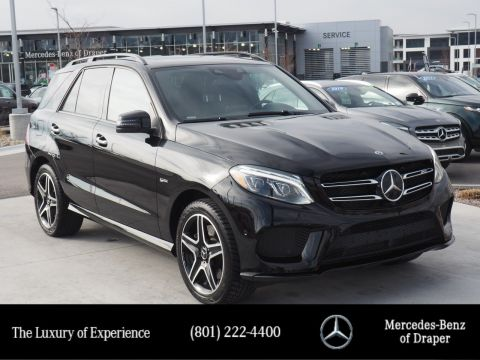Certified Pre-Owned 2018 Mercedes-Benz GLE AMG® 43 4MATIC®