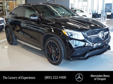 New 2018 Mercedes-Benz GLE AMG® 63 S 4MATIC®