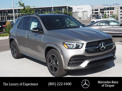 New 2020 Mercedes-Benz GLE GLE 350 4MATIC SUV